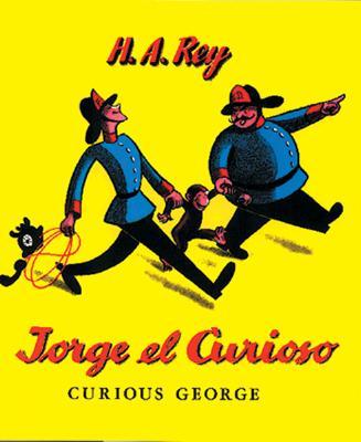 Cover for Jorge el Curioso (Curious George)