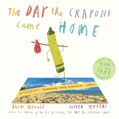 The Day the Crayons Came Home cover image