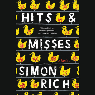 Hits and Misses Lib/E: Stories Cover Image