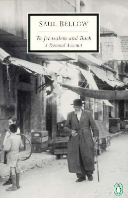 To Jerusalem and Back Cover