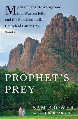 Prophet's Prey Cover