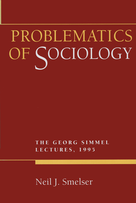 Cover for Problematics of Sociology