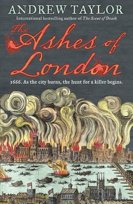 The Ashes of London (James Marwood & Cat Lovett, Book 1) Cover Image