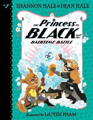 The Princess in Black and the Bathtime Battle Cover Image