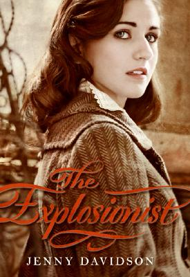 The Explosionist Cover Image