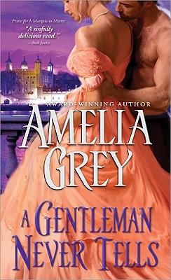 A Gentleman Never Tells Cover