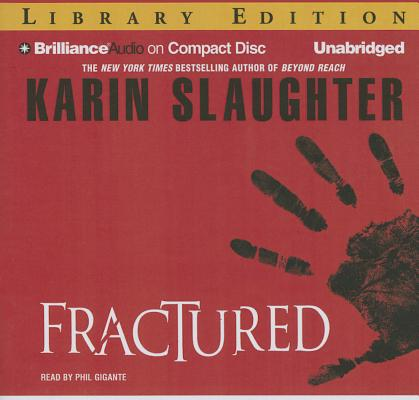 Fractured (Will Trent #2) Cover Image