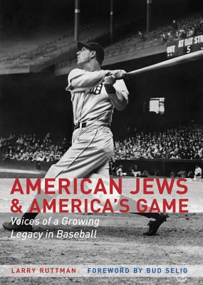 American Jews & America's Game Cover