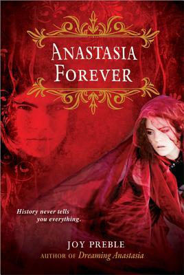 Anastasia Forever Cover