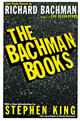 Cover for The Bachman Books