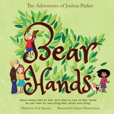 Bear Hands (Adventures of Joshua Parker #1) Cover Image