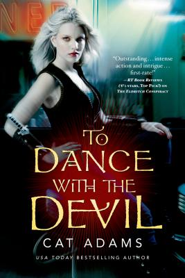Cover for To Dance With the Devil (The Blood Singer Novels #6)