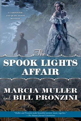 The Spook Lights Affair Cover