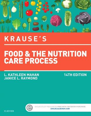 Krause's Food & the Nutrition Care Process Cover Image