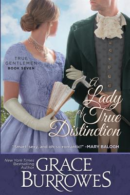 A Lady of True Distinction (True Gentlemen #7) Cover Image