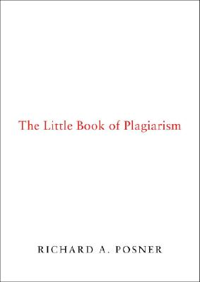 The Little Book of Plagiarism Cover