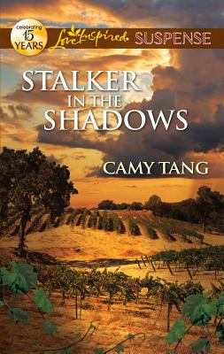 Stalker in the Shadows Cover