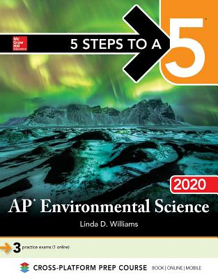 5 Steps to a 5: AP Environmental Science 2020 Cover Image