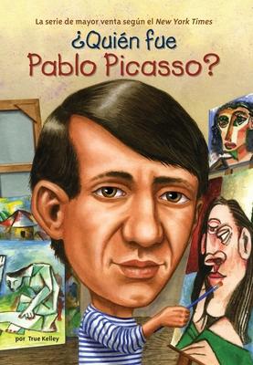 ¿Quién fue Pablo Picasso? (¿Quién fue?) Cover Image
