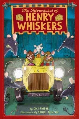 The Adventures of Henry Whiskers Cover Image