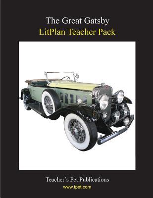Litplan Teacher Pack: The Great Gatsby Cover Image