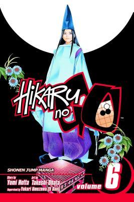 Hikaru no Go, Vol. 6 Cover Image