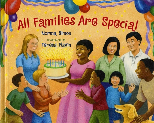 All Families Are Special Cover Image