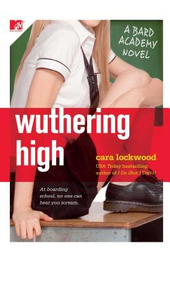 Cover for Wuthering High