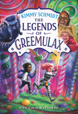 The Legends of Greemulax Cover Image