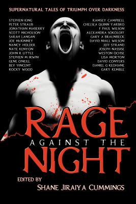Rage Against the Night Cover Image