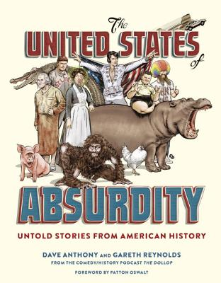 The United States of Absurdity cover image