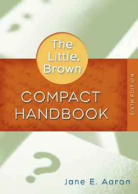 Little, Brown Compact Handbook Cover Image
