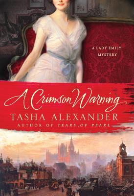 A Crimson Warning Cover