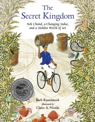 The Secret Kingdom: Nek Chand, a Changing India, and a Hidden World of Art Cover Image