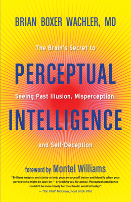 Cover for Perceptual Intelligence
