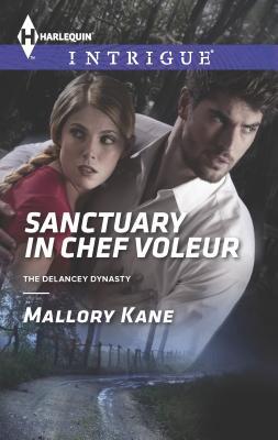 Sanctuary in Chef Voleur Cover