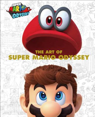 The Art of Super Mario Odyssey Cover Image