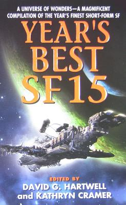 Year's Best SF 15 Cover Image