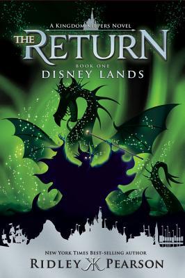 Disney Lands (Kingdom Keepers: The Return #1) Cover Image