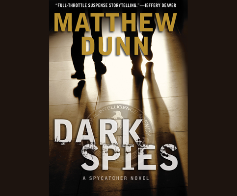 Cover for Dark Spies