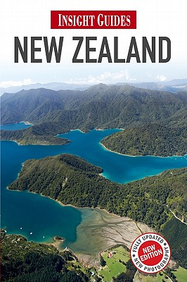 Insight Guide New Zealand Cover Image