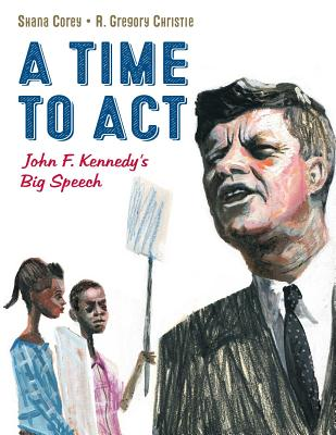 Cover for A Time to Act