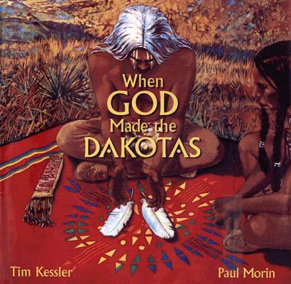 When God Made the Dakotas Cover Image