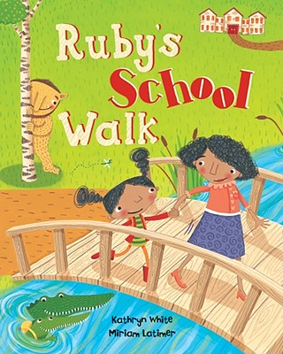 Ruby's School Walk Cover