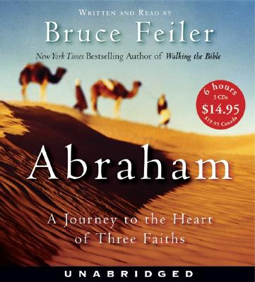 Abraham CD Low Price: A Journey to the Heart of Three Faiths Cover Image