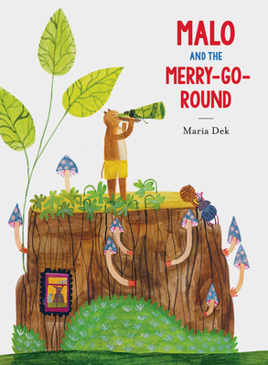 Malo and the Merry-Go-Round Cover Image