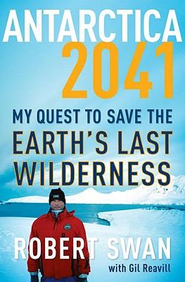 Antarctica 2041 Cover
