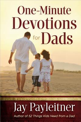 One-Minute Devotions for Dads Cover