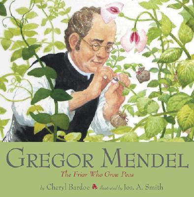 Gregor Mendel Cover