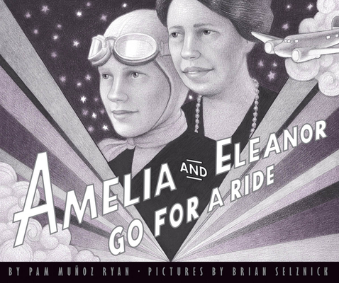 Amelia and Eleanor Go for a Ride Cover